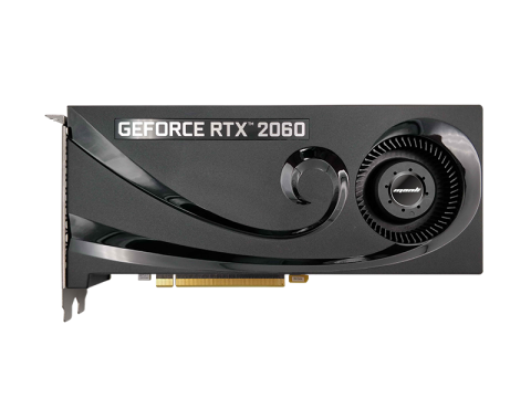 MANLI GeForce RTX 2060 (M1432+N537-10)